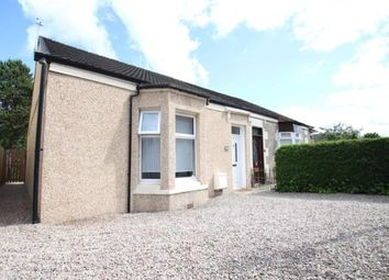 Thumbnail 2 bed bungalow for sale in Dalness Street, Shettleston, Glasgow