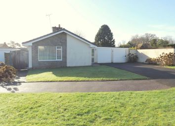 Thumbnail 3 bedroom detached bungalow for sale in Springfields, Colyford, Colyton