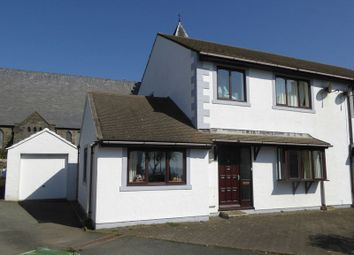 Thumbnail 3 bed terraced house to rent in Bay View Road, Port St. Mary, Isle Of Man