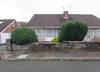 Thumbnail 2 bed semi-detached house for sale in Bryn Rhedyn, Pencoed, Bridgend.