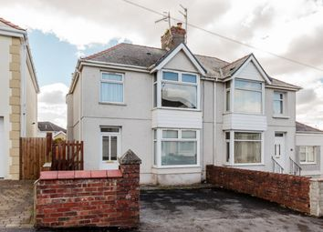 Thumbnail 3 bed semi-detached house for sale in Chapman Street, Llanelli, Carmarthenshire