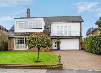 Thumbnail 4 bed detached house for sale in Brimstone Close, Chelsfield, Orpington