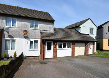 Thumbnail 3 bed semi-detached house for sale in Kingsley Court, St. Columb