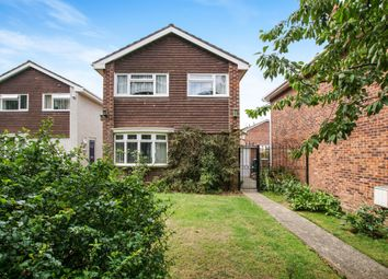 Thumbnail 3 bedroom detached house for sale in Swallow Drive, Patchway, Bristol