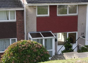 Thumbnail 3 bed terraced house to rent in Bradford Close, Eggbuckland, Plymouth