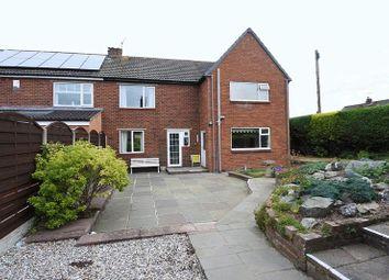 Thumbnail 5 bed semi-detached house for sale in Eden Park Crescent, Carlisle