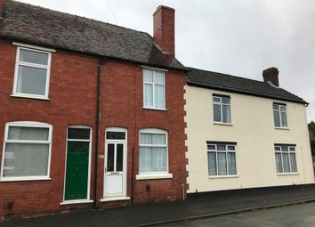 Thumbnail 2 bed terraced house to rent in New Street, Chase Terrace, Burntwood