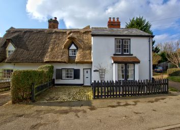 Thumbnail 3 bed semi-detached house for sale in Ermine Street, Caxton, Cambridge