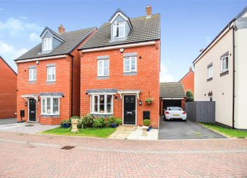 Thumbnail 4 bed detached house for sale in Pasture Drive, Birstall, Leicestershire