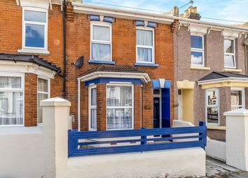 Thumbnail 3 bed terraced house for sale in Tennyson Road, Gillingham