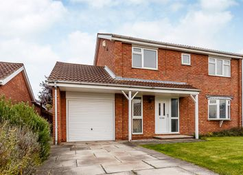 Thumbnail 4 bedroom detached house for sale in Alness Drive, York