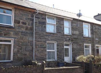 Thumbnail 2 bed terraced house for sale in Manod Road, Manod, Blaenau Ffestiniog, Gwynedd