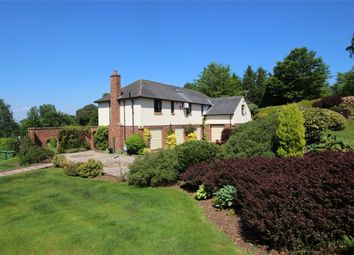Thumbnail 5 bed detached house for sale in Highfield, Capon Tree Road, Brampton, Cumbria