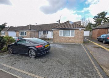 Thumbnail 3 bed semi-detached bungalow for sale in The Mead, Watford, Hertfordshire