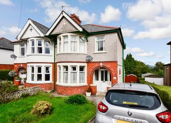 Thumbnail 3 bed semi-detached house for sale in St Martins Road, Caerphilly