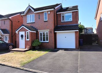 Thumbnail 3 bed detached house for sale in Apple Tree Way, Accrington