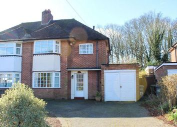 3 bed semi-detached house to rent in Highwood Avenue, Solihull B92