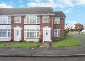 Thumbnail 4 bed end terrace house for sale in Brierley Gardens, Lancing, West Sussex