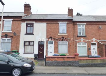 Thumbnail 2 bed terraced house to rent in Cambridge Street, West Bromwich