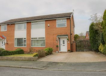 Thumbnail 3 bedroom semi-detached house for sale in Rushford Grove, Bolton