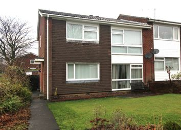 Thumbnail 2 bed flat to rent in Ancrum Way, Whickham, Newcastle Upon Tyne