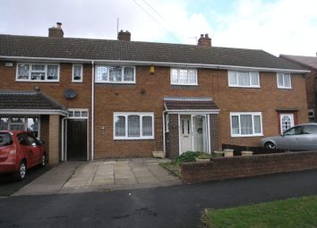 Thumbnail 3 bed terraced house for sale in Bullfields Close, Rowley Regis
