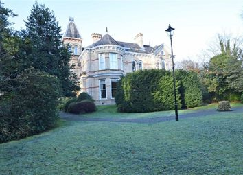 Thumbnail 2 bed flat for sale in Holly Royde House, 56 Palatine Road, West Didsbury, Manchester