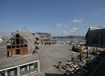 Thumbnail 1 bedroom flat to rent in Discovery Quay, Falmouth