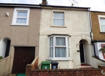 Thumbnail 2 bed terraced house for sale in Queens Road, Watford, Hertfordshire