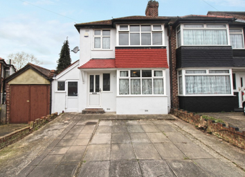 Thumbnail 3 bed semi-detached house for sale in Combeside, Plumstead