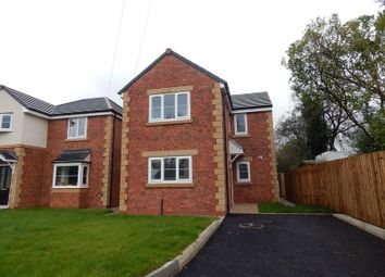 Thumbnail 3 bed detached house for sale in Garden Lane, Penwortham, Preston