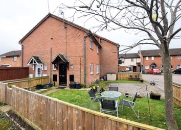 Thumbnail 1 bed terraced house for sale in Field Way, Aylesbury