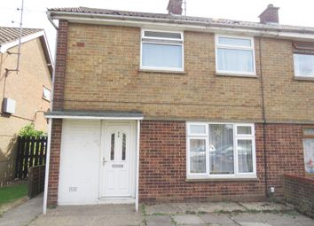 Thumbnail 2 bed semi-detached house for sale in Columbia Way, King's Lynn