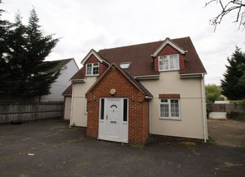 Thumbnail 6 bed detached house to rent in Vicarage Road, Egham