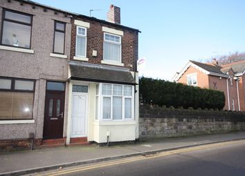 Thumbnail 2 bed end terrace house for sale in Liverpool Road, Kidsgrove, Stoke-On-Trent