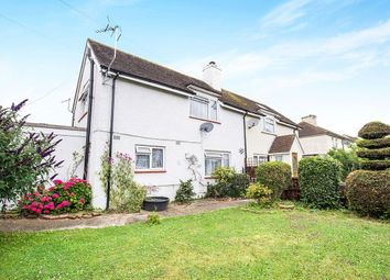 Thumbnail 4 bed semi-detached house for sale in Orchard Cottages Westergate Street, Woodgate, Chichester