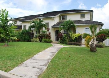 Thumbnail 3 bed town house for sale in West Coast, Saint James, Barbados