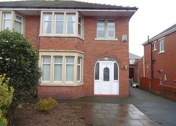 Thumbnail 3 bed property to rent in Weeton Avenue, Blackpool