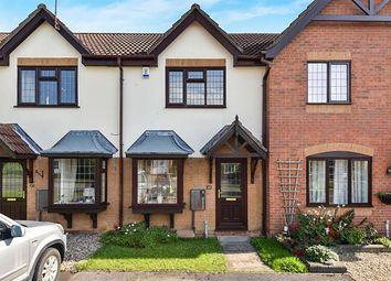 Thumbnail 2 bed town house for sale in 49 Ashford Rise, Belper, Belper, Derbyshire