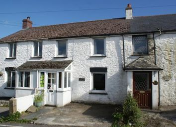 Thumbnail 3 bed terraced house for sale in St. Cleer, Liskeard, Cornwall