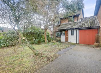 Thumbnail 3 bedroom link-detached house for sale in Stuart Way, East Grinstead