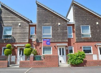 Thumbnail 3 bedroom terraced house for sale in Caernarfon Grove, Blacon, Chester