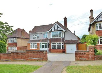 Thumbnail 6 bed detached house for sale in Carmarthen Avenue, Drayton, Portsmouth