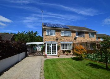 Thumbnail 3 bedroom semi-detached house for sale in Burton Lane, Hornsea, East Yorkshire