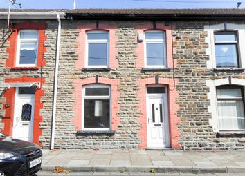 Thumbnail 3 bed terraced house for sale in William Street, Ynyshir