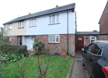 Thumbnail 3 bed semi-detached house to rent in Northdrift Way, Luton