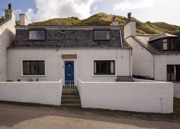 Thumbnail 2 bedroom cottage for sale in 162 High Street, Gardenstown, Banff