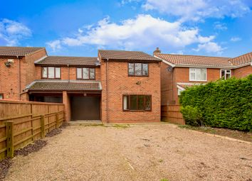 Thumbnail 4 bed semi-detached house for sale in Cherry Lane, Wootton, Ulceby