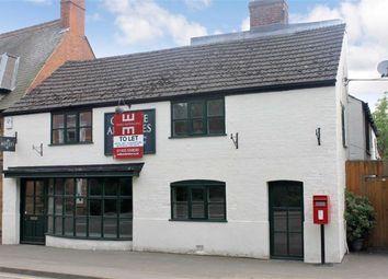 Thumbnail Retail premises for sale in 56, Drapers House, Main Street, Lubenham, Leicestershire