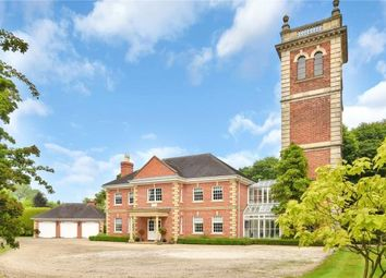 Thumbnail 5 bed detached house for sale in Manor Park, Kings Bromley, Burton-On-Trent